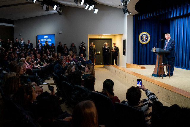 White House Summit on Child Care and Paid Leave