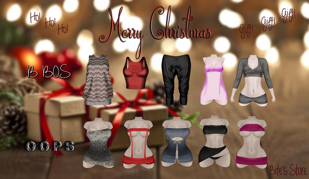 Bite's Stores Merry Christmas 2019