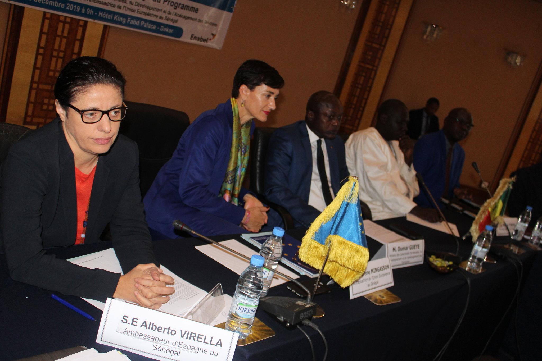 Programme Direction Etat Civil, Modernisation de l'Etat Civil au Sénégal, Aliou Ousmane Sall Directeur de l'Etat Civil Sénégal (16)