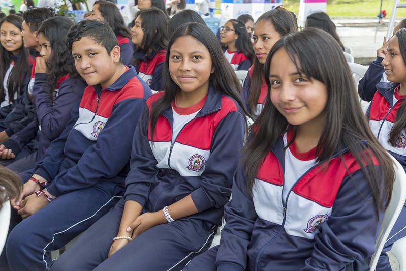 """Lanzamiento de la campaña edu-comunicacional """"Las Manuelas, La Misión Continua por la Inclusión"""""""