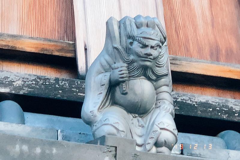 京都祇園花見小路鍾馗さん