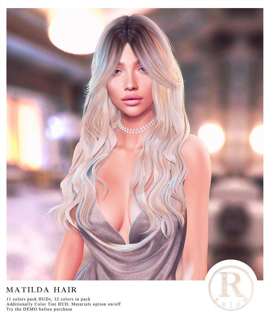RAMA.SALON – Matilda Hair  @ equal10