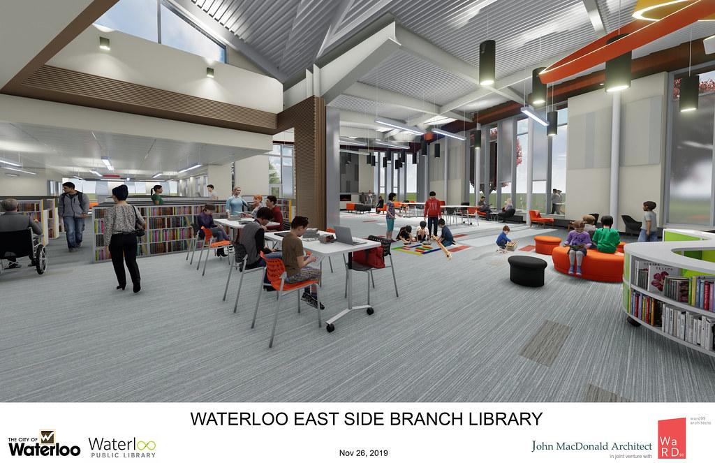 ESBL-interior rendering