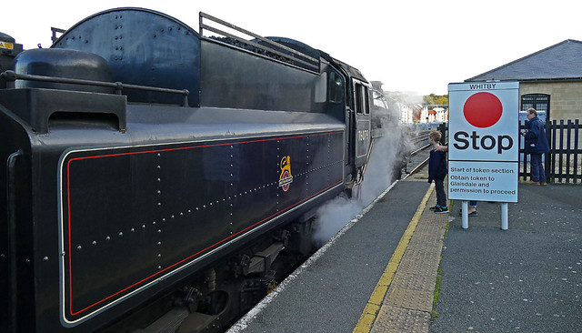 RD20847.  76079 at Whitby.