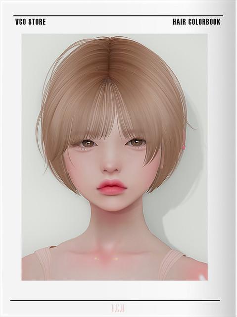 VCO HAIR - Sojin   @ equal10