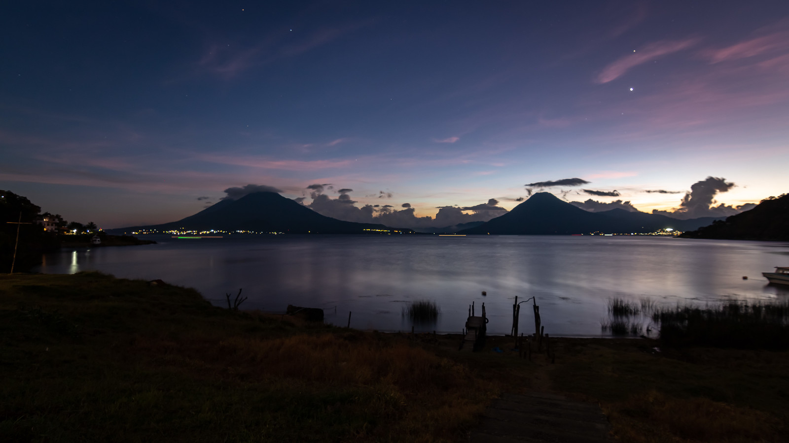 Panajachel - Lac Atitlan - [Guatemala]
