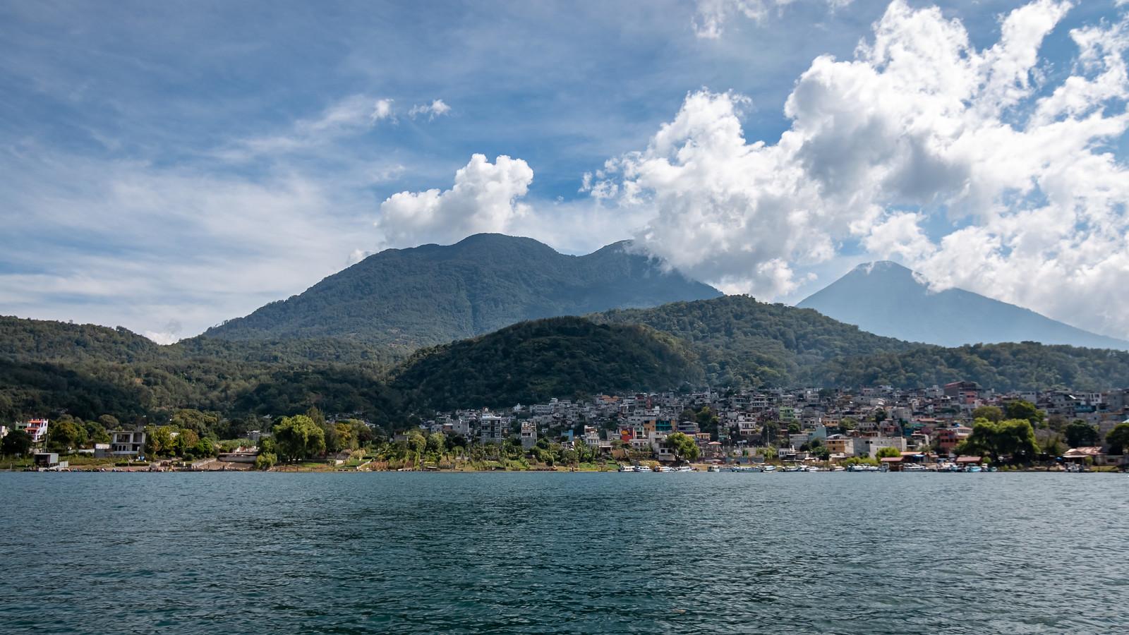 Santiago Atitlan - Lac Atitlan - [Guatemala]