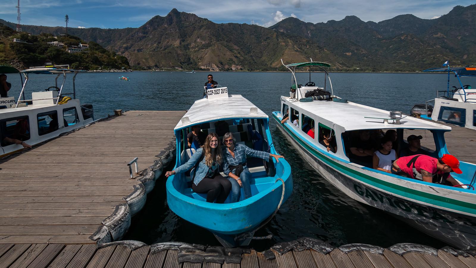 San Pedro de la laguna - Lac Atitlan - [Guatemala]