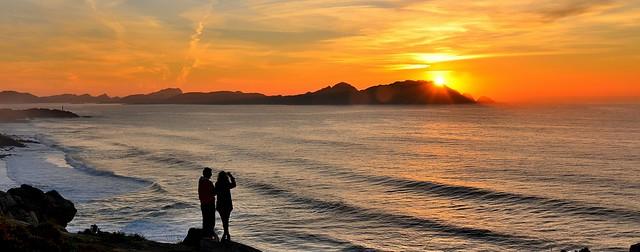 Atardeceres y puestas de sol
