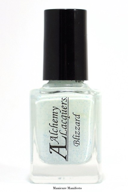 Alchemy Lacquers Blizzard Review