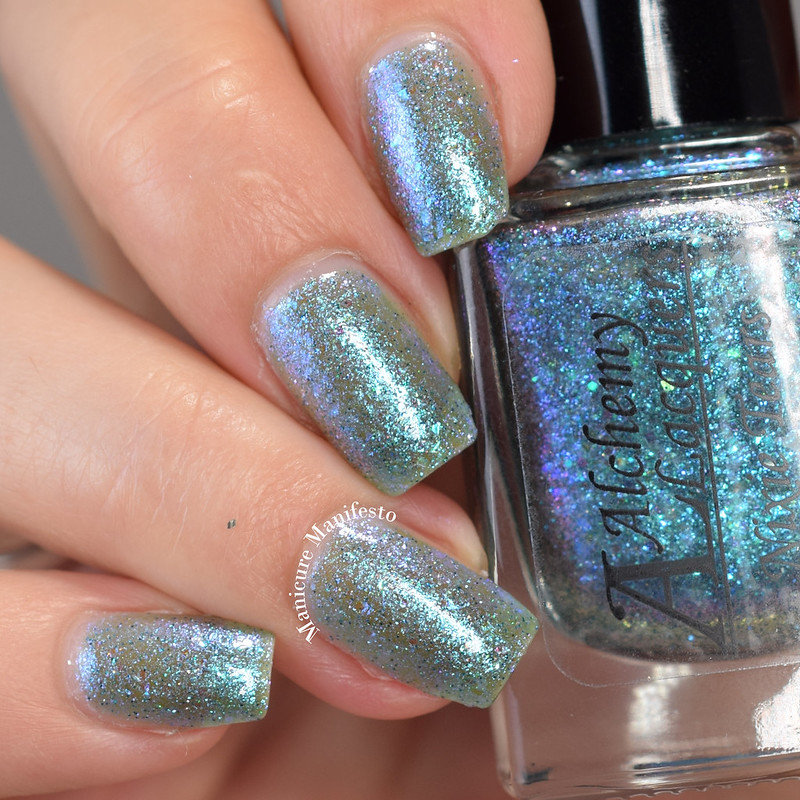 Alchemy Lacquers Nixie Tears