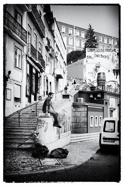 Lisbon Still Life [REDUX]