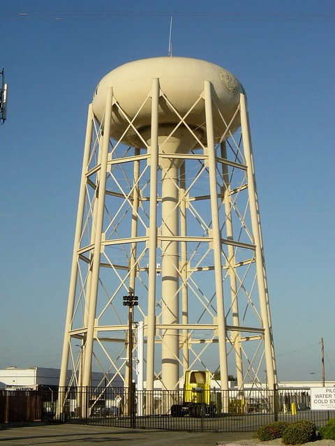 Vernon Water Tower