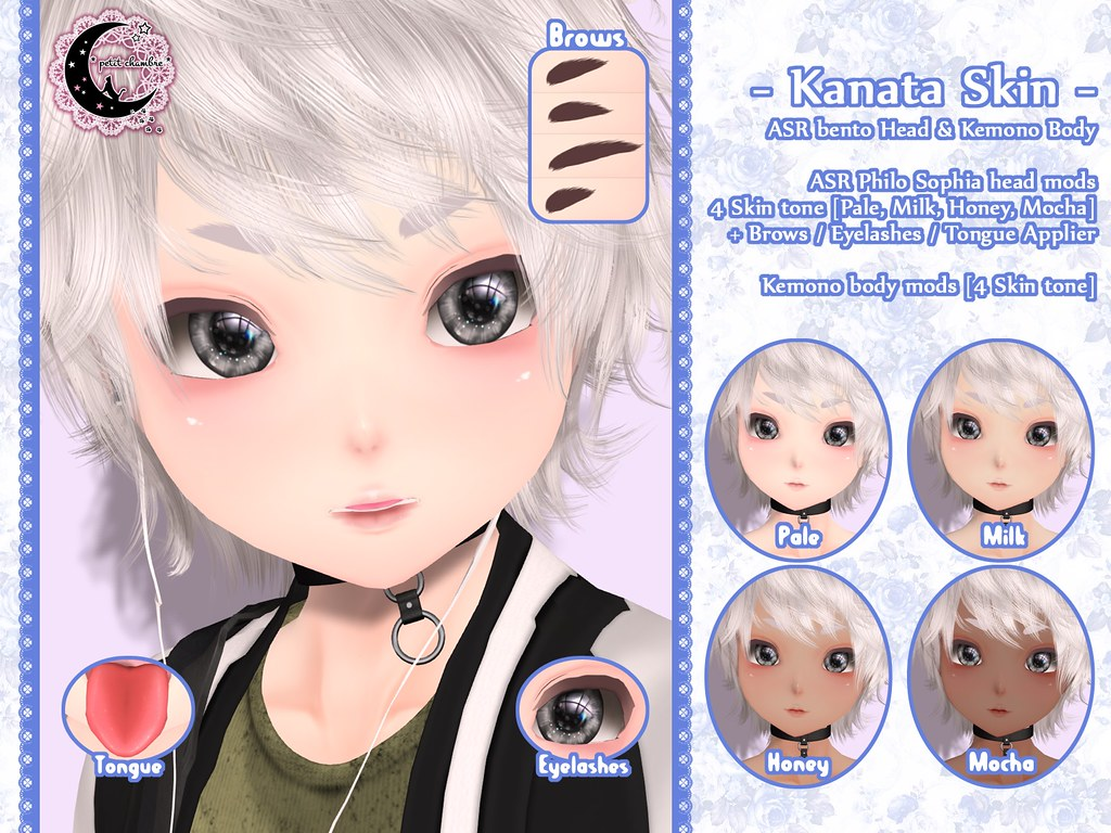 Kanata Skin [ASR/Kemono Body] @ Mainstore