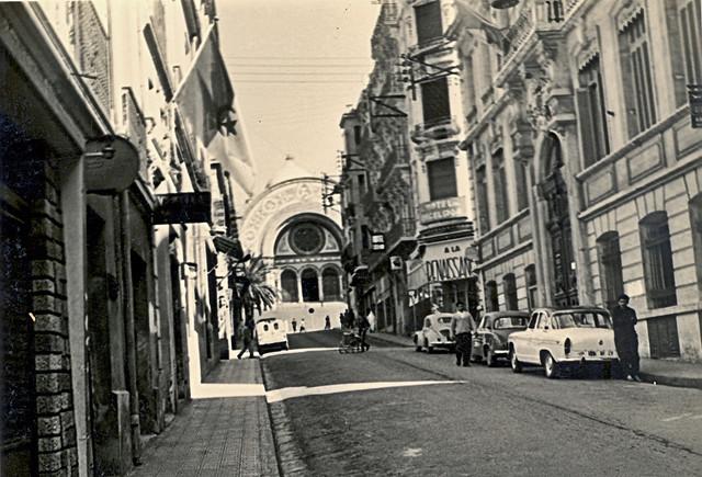 1963.09.055 ORAN - la cathédrale