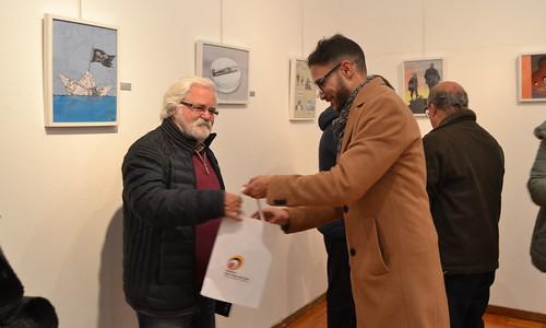 2ª Bienal de Fânzeres - Inauguração da Exposição