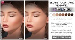 Blush / Contour Remover (for FLF)