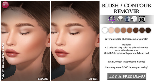 Blush / Contour Remover (for FLF)