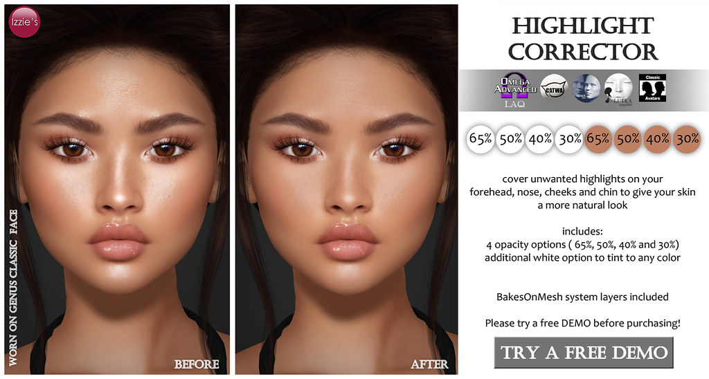 Highlight Corrector (for FLF)
