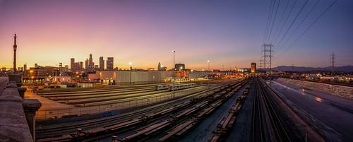 LA Tracks