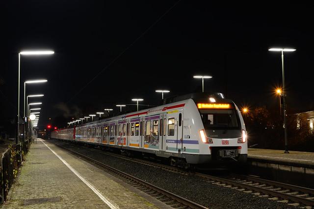 S-Bahn Rhein-Main 430 660 Hattersheim