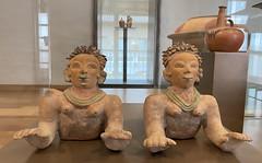 The World of Materials, the Casa del Alabado Museum of Pre-Columbian Art, Quito´s Historic Center at an elevation of 2,850 metres (9,350 ft) above sea level, Ecuador.