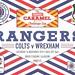 Rangers Colts v Wrexham 20191116