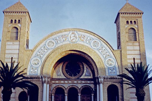 1963.09.057 ORAN  -  la cathédrale