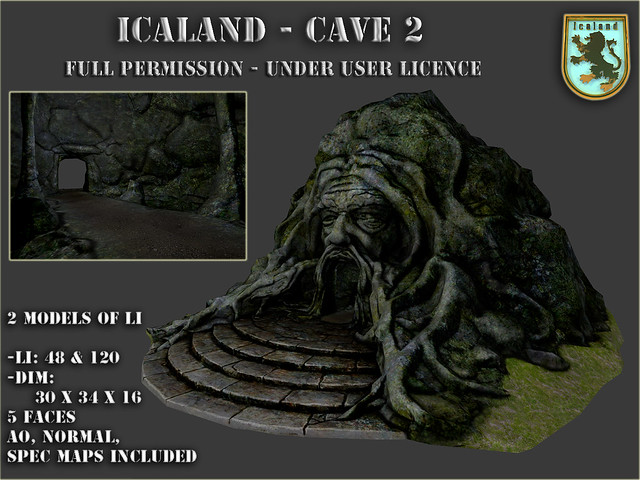 Icaland - Cave 2