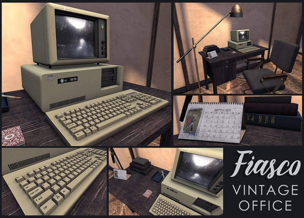 Fiasco - Vintage Office @ equal10