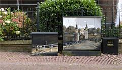 Happy Fence in Leeuwarden - Friesland