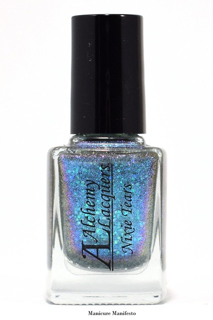 Alchemy Lacquers Nixie Tears Review