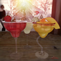 Margaritas by ChicChica 75 lindens for The Saturday Sale
