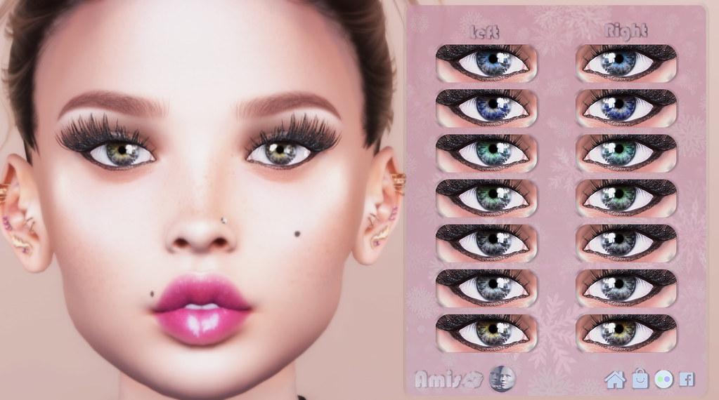 [Amis] Eyes – Intense Look (Genus)