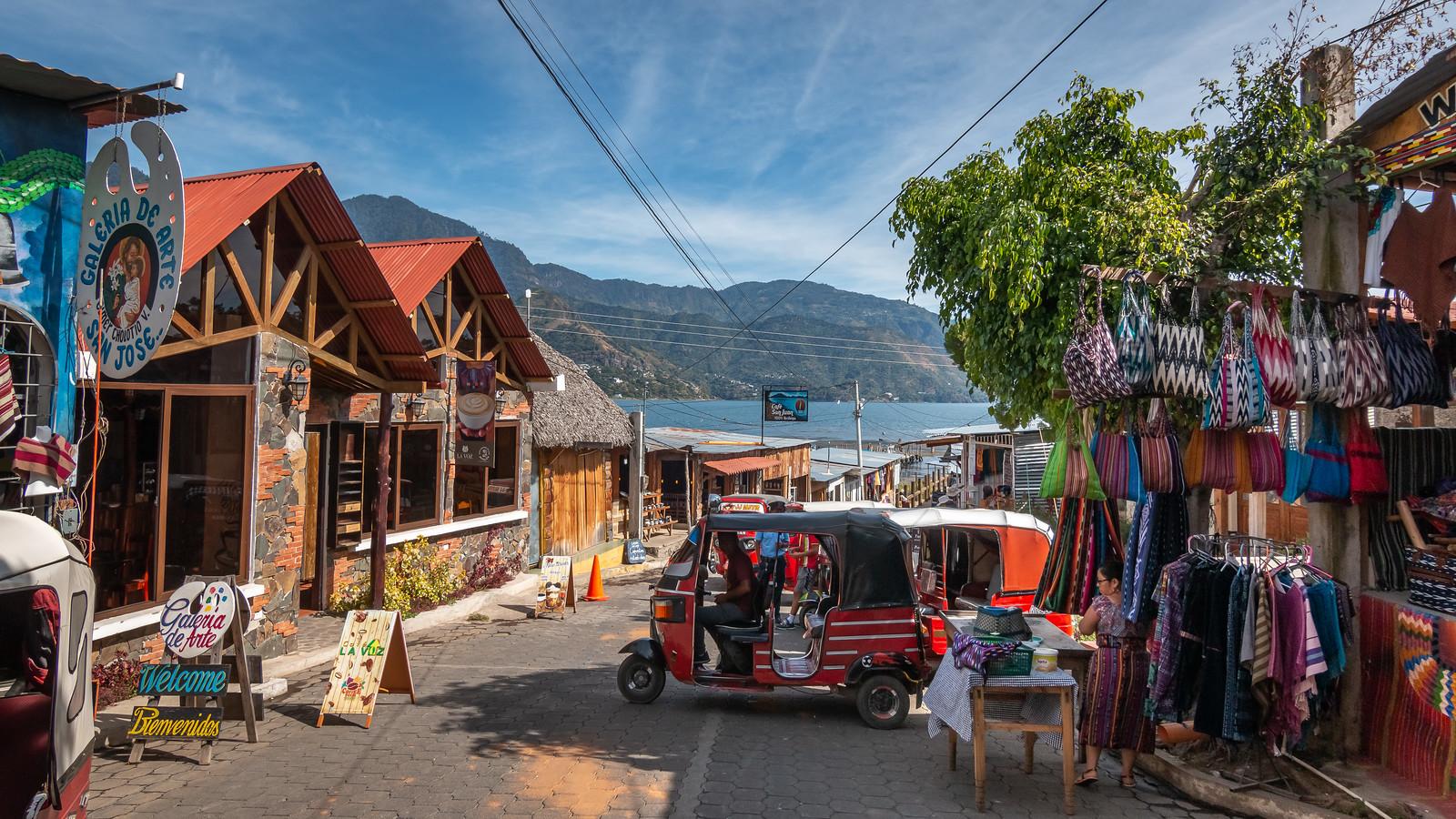 San Juan la Laguna - Lac Atitlan - [Guatemala]