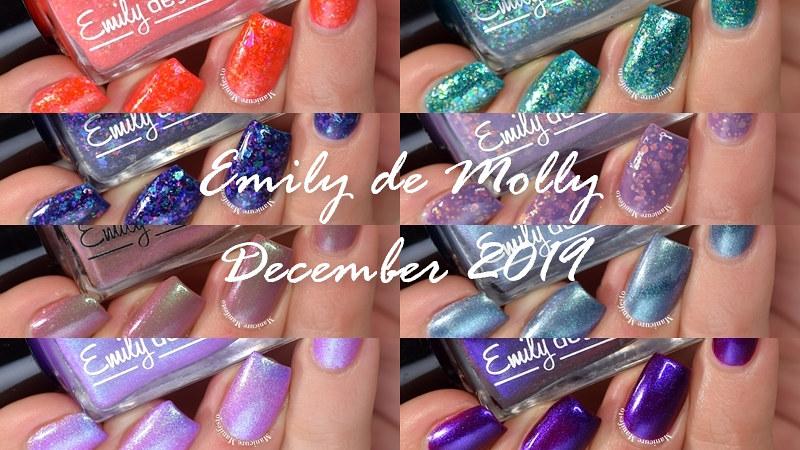Emily De Molly December 2019 Release