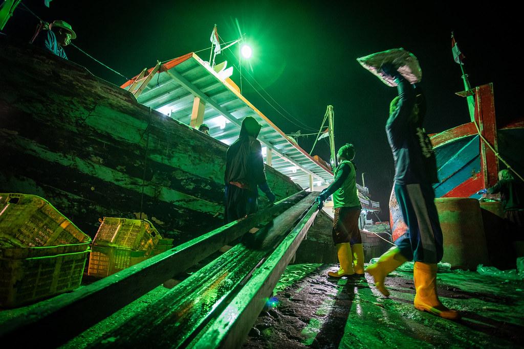 臺灣外籍漁工保障有待加強 -綠色和平提供