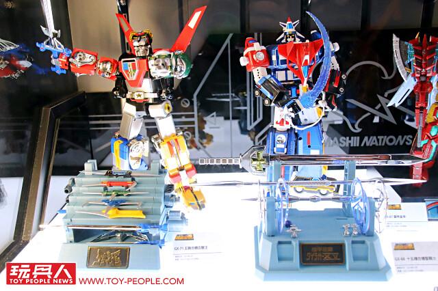 【TAMASHII POP UP SPOT 限定快閃展示】現場報導!《魔神英雄傳》巨大立像、新作動畫機體首度登台,多款《ONE PIECE》、《名偵探柯南》新作搶先看~