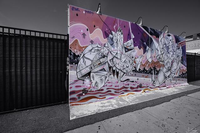 Coney Art Walls - Coney Island - New York - USA