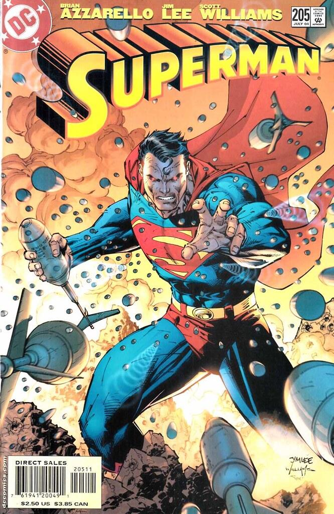 再現 Jim Lee 筆下充滿張力的漫畫封面! Oniri Creations DC Comics【超人:為了明天】Superman: For Tomorrow 1/6 比例全身雕像