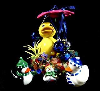 duckies decorate differently
