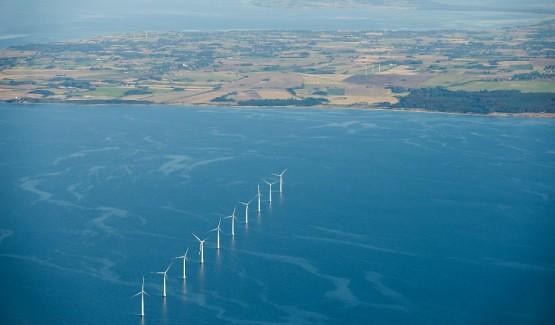 離岸風機。照片來源:歐盟執委會