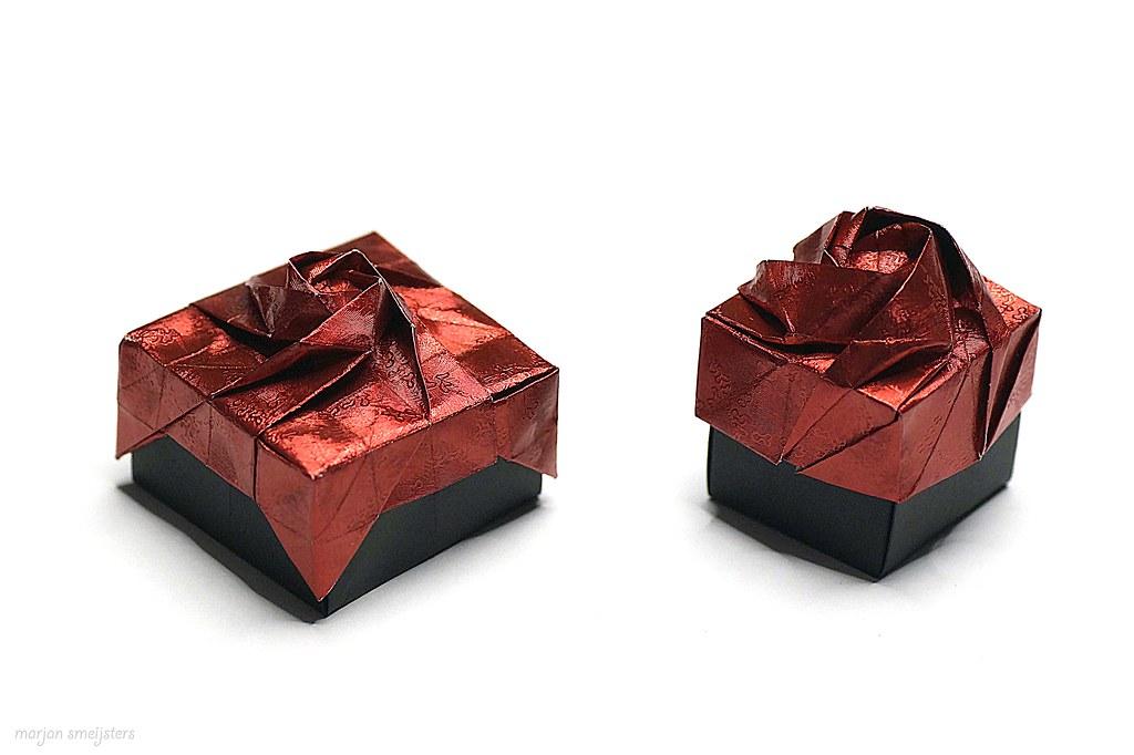 Origamisan › Origami Blog › Origami Rose | 682x1024