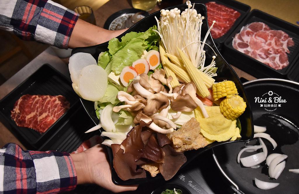 台中吃到飽 一宮壽喜燒  價位 火鍋25