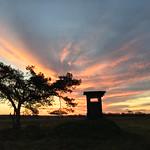 13. Detsember 2019 - 8:29 - Kalter Sonnenaufgang, ein farbspiel