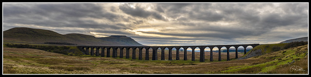 Ribblehead Viaduct 1875