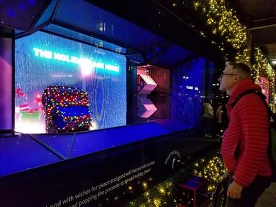 Macy's NYC Flagship Store Christmas Windows