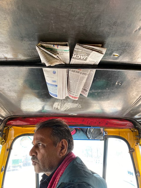 Mission Delhi - Ashok Kumar Pachauri, Around Town