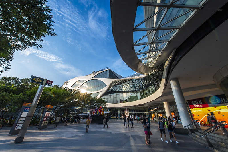 Plaza Singapura (photo credit CapitaLand)
