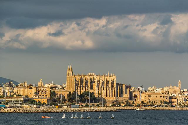 Spain - Mallorca Island - Palma City